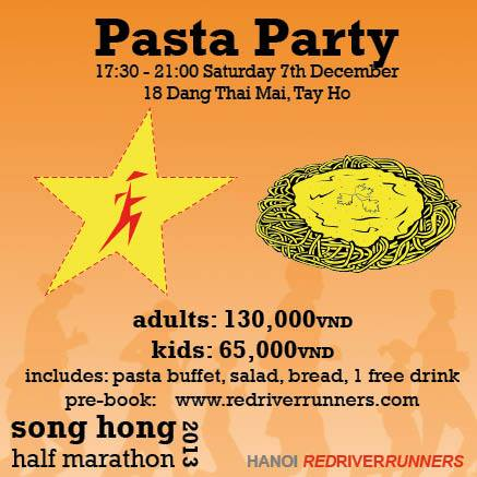 Song Hong Pasta Party