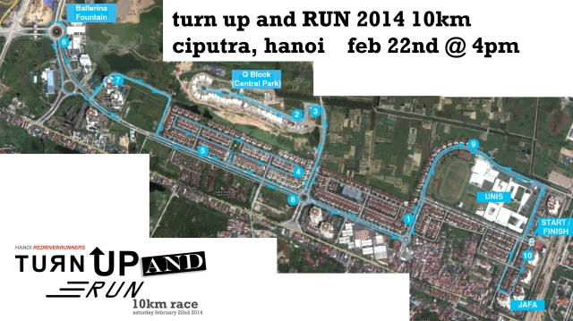 course map 2014