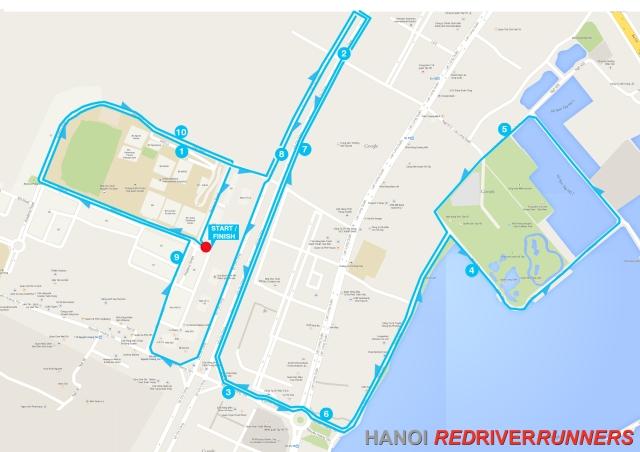 RRR 2015 route