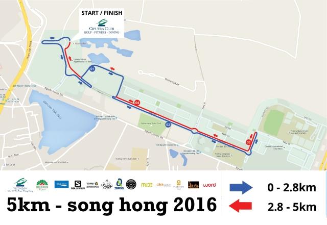 5km-course
